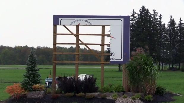 IPM sign