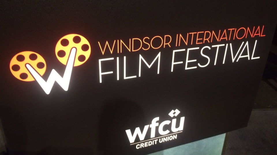 Windsor International Film Festival in Windsor, Ont., Oct. 12, 2017. (Michelle Maluske / CTV Windsor)
