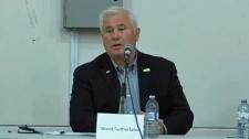 Ward Sutherland - Ward 1 candidate forum