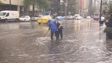 flooding, rain in vancouver