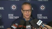 Winnipeg Jets fishing for win