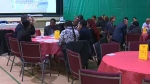 Young people connect with mayoral candidates