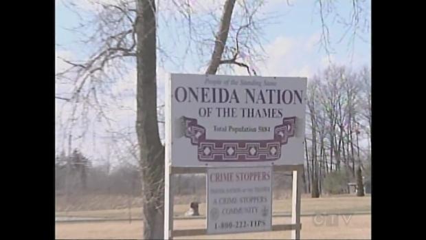 Police arrest three in Oneida