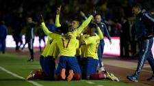 Players of Ecuador