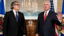 U.S. Secretary of State Rex Tillerson on Iran deal