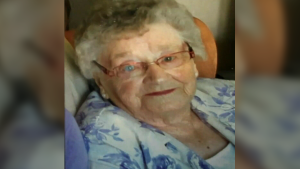 Freda Young, 92, died after being transferred from one N.S. hospital to another in a taxi. (CTV Atlantic)