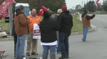 CTV London: Strike drags on