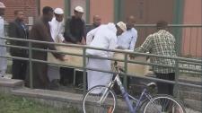 Zakariye Ali, funeral