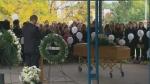Isaiah Witt, stabbing, Stan Wadlow Park, funeral