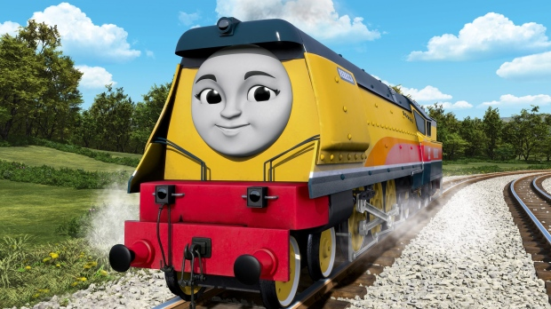 New Characters Give Thomas Friends A Jolt Of Girl Power