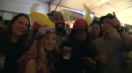 Oktoberfest party-goers at Kitchener's Concordia Club. (Oct. 13, 2017)