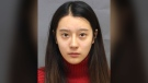 "Toronto Police released this undated photo of Jingyi ""Kitty"" Wang, 19."