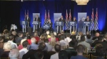 BC Liberals hold first leader debate