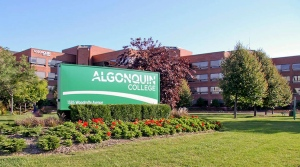 The strike will affect students at Algonquin College in Ottawa.