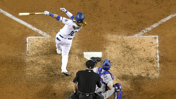 Dodgers hit 3-run homer in ninth inning in 4-1 win over ...