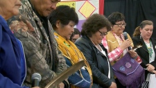 MMIWG community hearing in Winnipeg