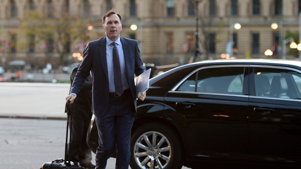 Morneau to announce small business tax cut, tweaks to tax reform proposal