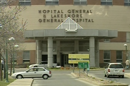 Patricia Whelan, a 50-year-old D.D.0. resident, told CTVMontreal.ca she went to the Lakeshore General Hospital in Pointe-Claire because she feared she had contracted swine flu while vacationing in Mexico.