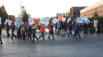 Algonquin College strike action over.