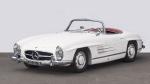 1961 Mercedes-Benz 300 SL Roadster with hard top. (Dirk de Jager)