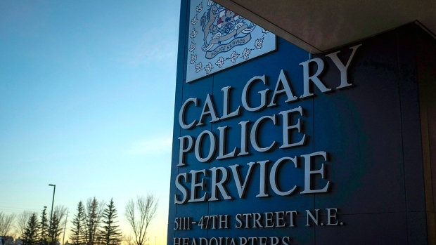 Calgary Police Service headquarters