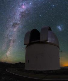 Swope telescope