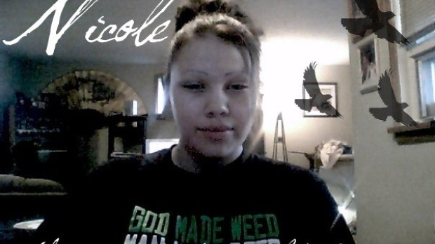 Nicole Daniels was 16 years old when she died of hypothermia in 2009. (Facebook)
