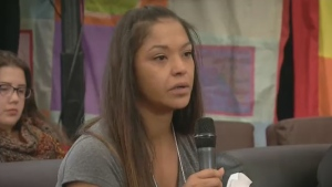 Nicole's cousin, Isabel Daniels, told the hearing society sees Indigenous women as disposable and that has to change.