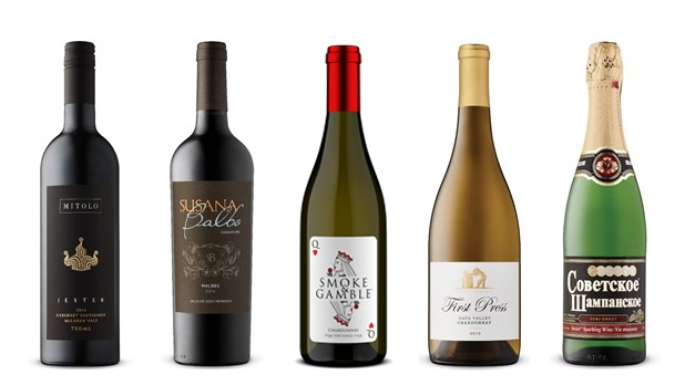 Natalie MacLean's Wines of the Week, Oct. 16, 2017