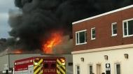 CTV Windsor: Toxic fire concerns