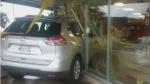 SUV crashes into restaurant during brunch