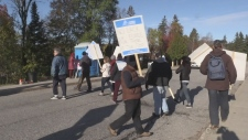 Canadore college strike