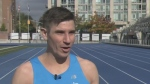 Michal Kappral, joggling, running, marathon