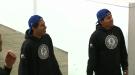 Sask. twins' hockey dreams come true