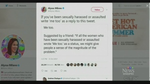 Winnipeg joins in #MeToo campaign