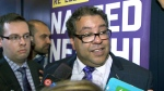 Naheed Nenshi re-elected to third term as Calgary