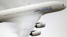 Airbus A380 in 2015