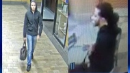 Longueuil police say this man is a witness to a murder