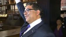 Naheed Nenshi has won his third term as mayor of the City of Calgary on October 16, 2017.