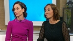 Amanda Lindhout and Lorinda Stewart speak to CTV's Your Morning about what they went through during Lindhout's time in captivity.