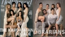 'Keeping up with the Librarians' recreates photo