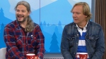 Jeremy Taggart and Jonathan Torrens