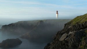 Cape Race lighthouse in Newfoundland. (THE CANADIAN PRESS / HO, Newfoundland and Labrador Tourism)