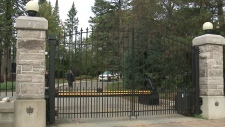 Body found in river behind 24 Sussex Drive