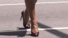 Bill would ban mandatory high heels