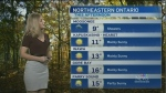 North: Weather Oct. 17/17