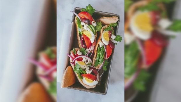 CTV Montreal: Simple Bites: Aimee Wimbush Bourque