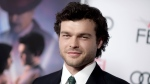 "In this Nov. 10, 2016 file photo, Alden Ehrenreich arrives at the world premiere of ""Rules Don't Apply"" in Los Angeles. (Richard Shotwell/Invision/AP)"