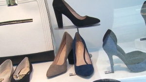 CTV News Channel: An option to refuse high heels