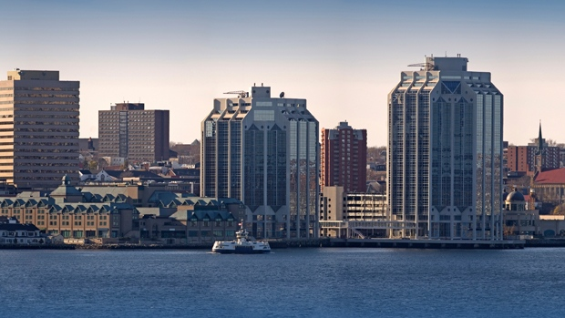 Image result for halifax skyline